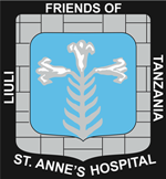 Friends of St Anne's Hospital Logo